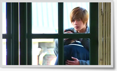 花より男子韓国版ジフ&チャンディ(SS501ヒョンジュン&ク・ヘソン)画像
