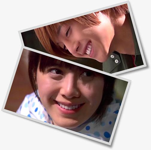 花より男子韓国版ジフ&チャンディ画像