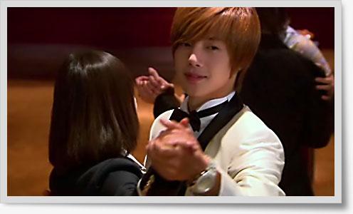 花より男子韓国版卒業プロム画像