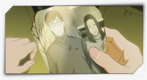 アニメ版冬のソナタ 画像
